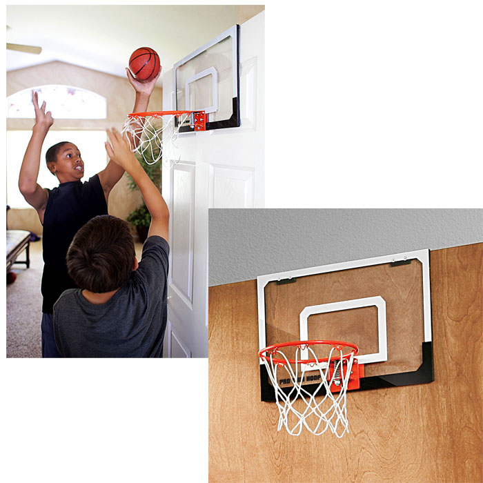 sklz pro mini hoop basketball set basketballkorb zimmer basketballboard korb neu ebay. Black Bedroom Furniture Sets. Home Design Ideas