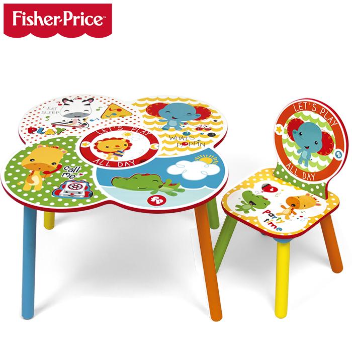 fisher price sitzgruppe kindersitzgruppe kinderstuhl kindertisch kinderm bel neu ebay. Black Bedroom Furniture Sets. Home Design Ideas